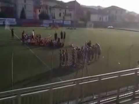 Preview video Leva 2005 Rivasamba: calcio d´inizio 6 settembre 2014
