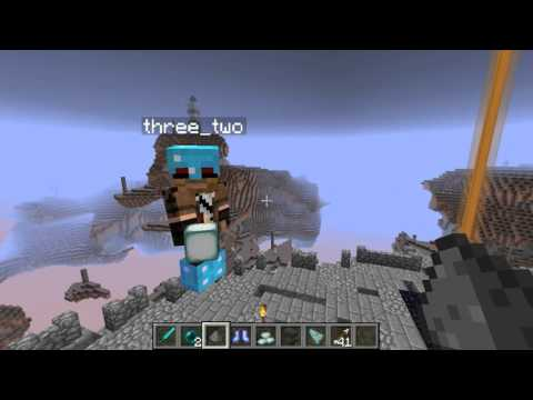 Minecraft Walkthrough - Eventide Trance #25 - Chat with map