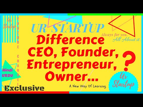 mp4 Entrepreneur Vs Ceo, download Entrepreneur Vs Ceo video klip Entrepreneur Vs Ceo
