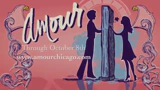 Trailer/Montage for Chicago Premiere of Legrand's Amour