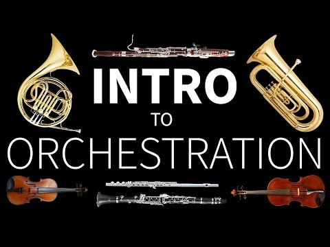 Composing ORCHESTRAL Music | Intro to Orchestration