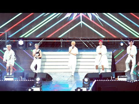 VANNER 배너 Better Do Better + Without You 4K 60P 직캠 190825 락뮤직