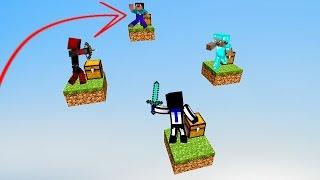 НОРМАЛЬНЫЙ ТАКОЙ СКАЙ ВАРС! - (Minecraft Sky Wars)