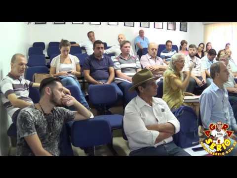 Reunião com a câmara técnica de Juquitiba sobre a Lei Específica de Juquitiba