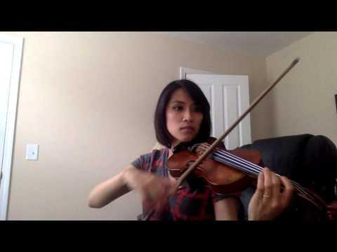 Suzuki Violin 2 No. 2-8