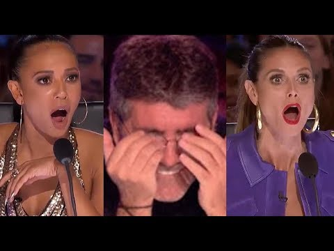 #1 THE BEST Top 6 SHOCKING and AMAZING MAGICIANS On AGT/BGT 2017 America's and Britain's Got Talent 2017 (видео)