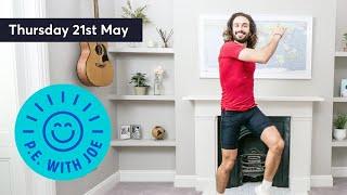 PE With Joe | Thursday 21st May