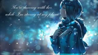 Nightcore   Stone Cold [Lyric Video]