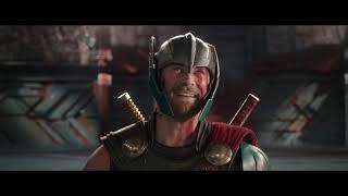 Thor Ragnarok: Thor and Hulk Main Event Fight Scene