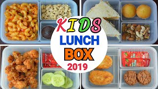 4 KIDS MOST FAVORITE LUNCH BOX RECIPES By (YES I CAN COOK) #LunchBox #Nuggets #Macaroni