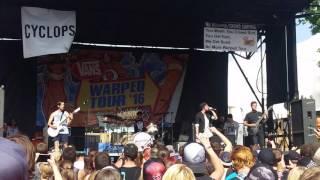 Chunk No Captain Chunk - Taking Chances (Live At Warped Tour 2016)