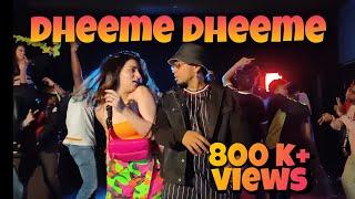 Dheeme Dheeme | Pati Patni aur Woh | Kartik Raja Choreogarphy