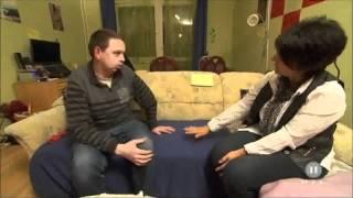Frauentausch Psychopath Andreas rastet aus - Halt Stop! Oberzicke