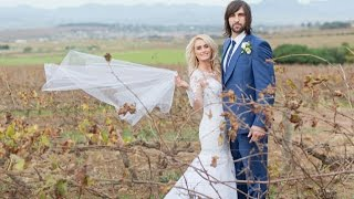 Springbok Jacques Potgieter marries actress Angelique Gerber | FULL INSERT
