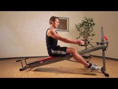 Christopeit Ganzkörpertrainer Total Exerciser TE 1 - Trainingsbank