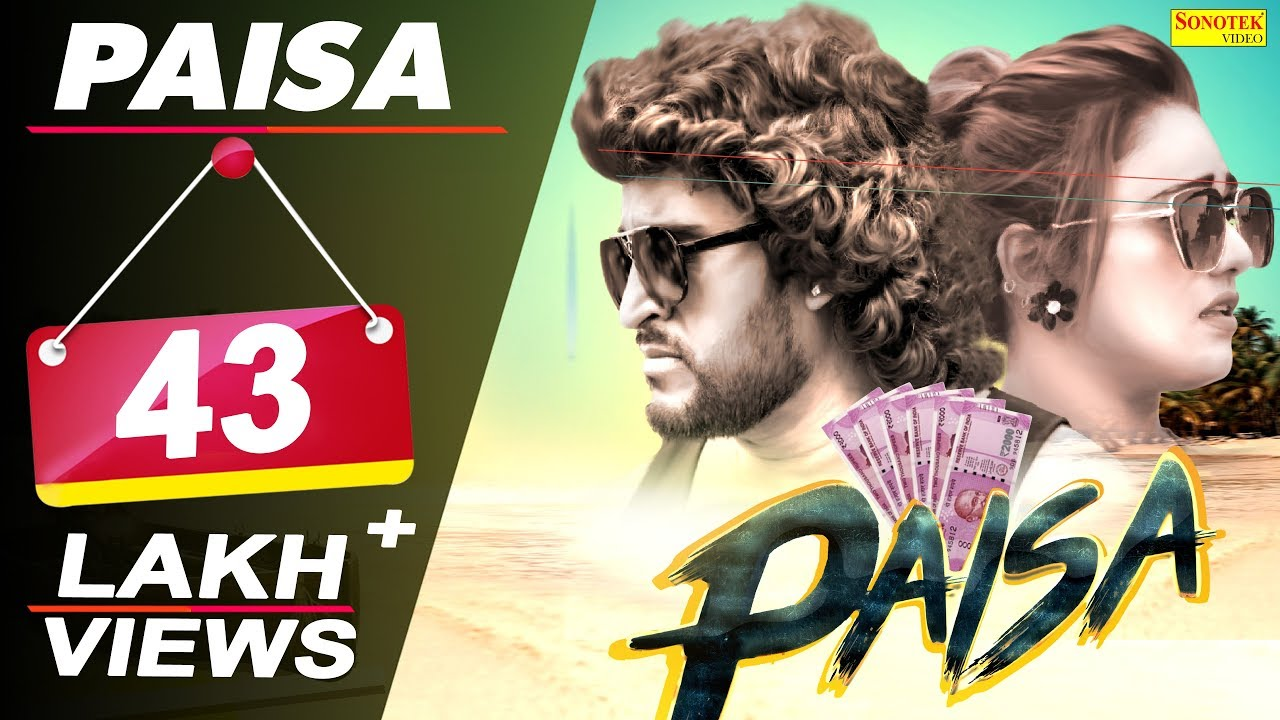 Paisa - Manjeet Panchal   NS Mahi   TR  Sheenam Katholic  New Haryanvi Songs Haryanavi 2019  Sonotek Video,Mp3 Free Download