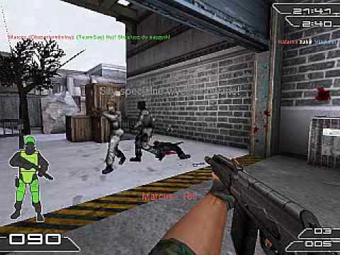 Gameplay de Tactical Ops Assault on Terror