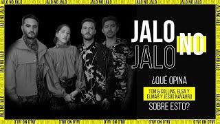 """Tom & Collins, Elsa Y Elmar Y Jesús Navarro Aceptaron Jugar """"Jalo O No Jalo"""" Y Este Es El Resultado!"""