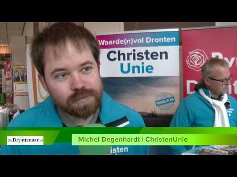 Gemeenteraadsverkiezingen Dronten, 21 maart | Lijst 4: ChristenUnie