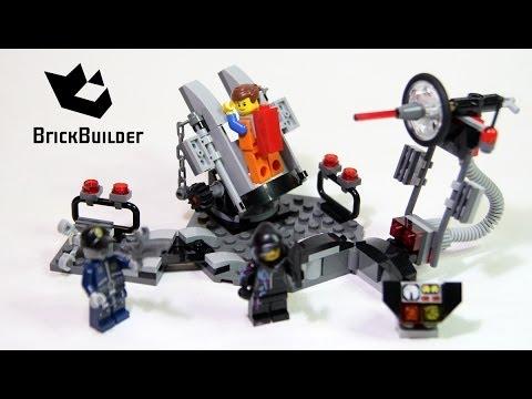 Vidéo LEGO The LEGO Movie 70801 : La salle de fusion