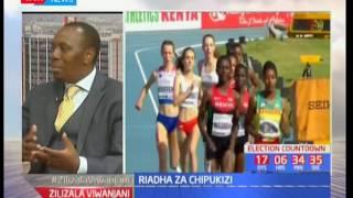 Uwezo wa Kenya kuandaa mashindano makubwa baada ya mashindano ya riadha za chipukizi