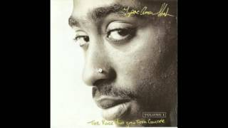 2Pac - The Rose That Grew from Concrete, Vol. 1 [CD]