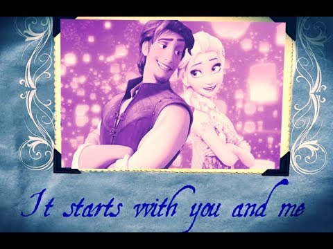 You and Me ~ (Elsa and Eugene ft.  Merida, Jack Frost, and Hiccup)