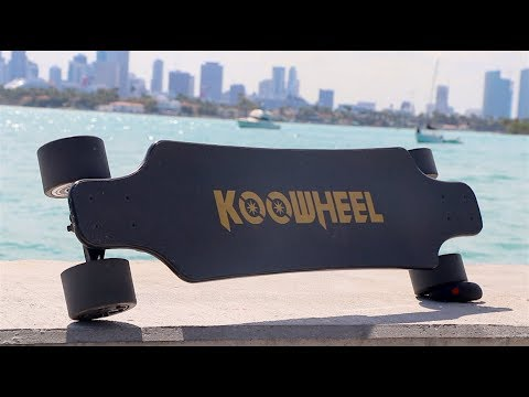 Koowheel Gen 2 Electric Skateboard | Hidden Top Speed Mode!