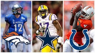 Every NFL's Team WORST Draft Pick of the Past 10 Seasons