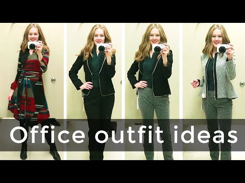 98ca6066a81 Download A Week In Outfits 10 Cosy Winter Work Outfits After Work Drinks  Mademoiselle Ad