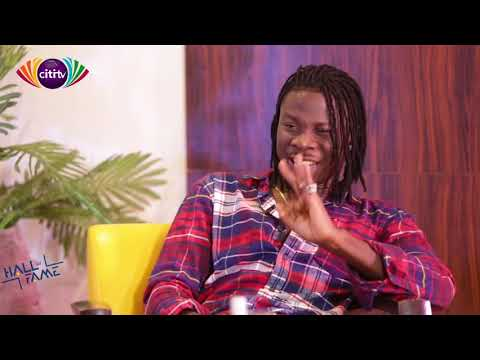 Stonebwoy names his top 5 rappers in Ghana