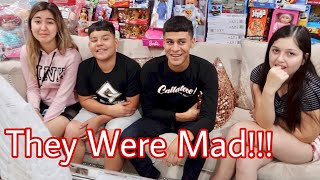 Telling Our Kids We Are Moving!!! 😂😂😂