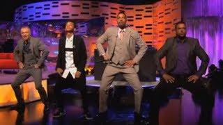2013 Fresh Prince Theme Rap w/ Will & Jaden Smith, DJ Jazzy Jeff and Alfonso Ribeiro