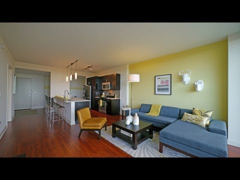 A video tour of Old Town's newest apartments