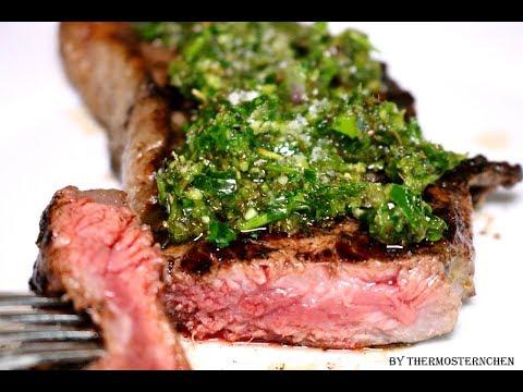Thermomix® TM5® Chimichurri argentinische Steaksauce
