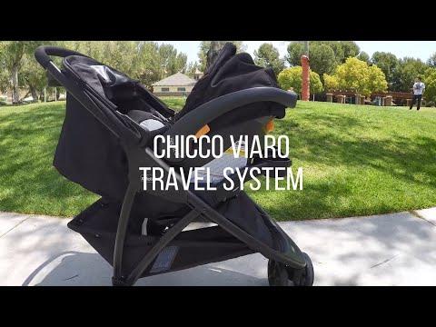 Chicco Viaro Stroller System Review 2016