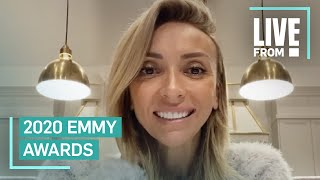 Giuliana Rancic Tests Positive for COVID-19, Misses Emmys Red Carpet   E! Red Carpet & Award Shows