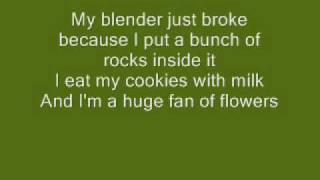 The Rap of my Life Lyrics- thecomputernerd01