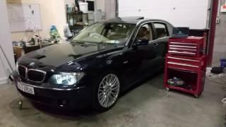 E66 BMW 740Li Logic 7 - Dolby Atmos Playback Demo