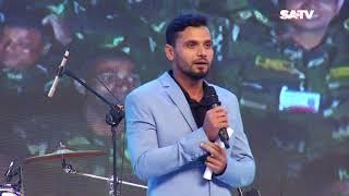বিজয়ের শুভেচ্ছা জানালেন মাশরাফি | লাইভ স্টেজ শো | Mashrafe Bin Mortaza live stage | Bijoy Shondhay