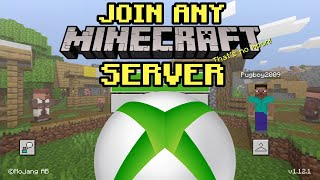 How to join any Minecraft: Bedrock server IP/address on Xbox One (BedrockConnect)