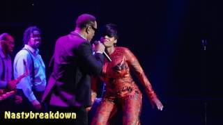 Charlie Wilson & Fantasia   I Wanna Be Your Man (In It To Win It Tour DC 2 12 17)