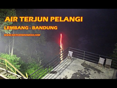 Video Air Terjun Pelangi, Rainbow Waterfalls Lembang Bandung - www.nativeindonesia.com