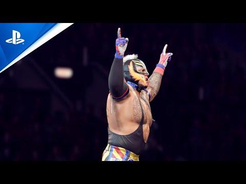 WWE 2K22 – Teaser Trailer | PS4