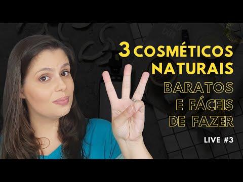 3 cosméticos natura