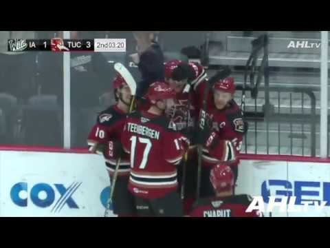 Wild vs. Roadrunners | Mar. 19, 2019