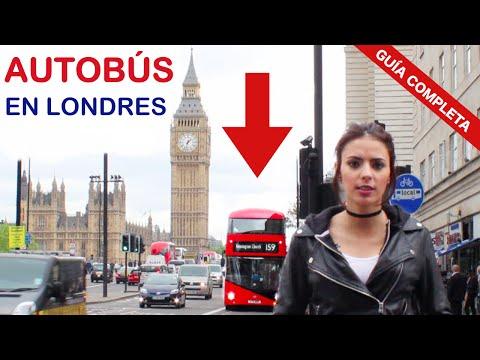 COMO MOVERSE EN BUS POR LONDRES
