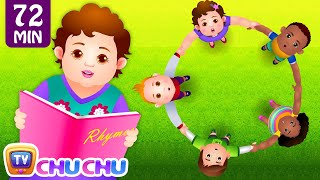 Ringa Ringa Roses (Ring Around the Rosie) & Many More Nursery Rhymes & Songs for Children | ChuChuTV