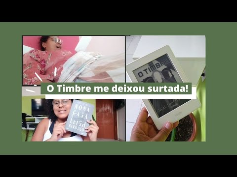 Vlog #4: O Timbre, unboxing e erros de tradução.