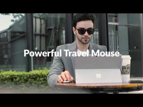 RaceMouse: Best Travel Mouse with Laser Pointer-GadgetAny